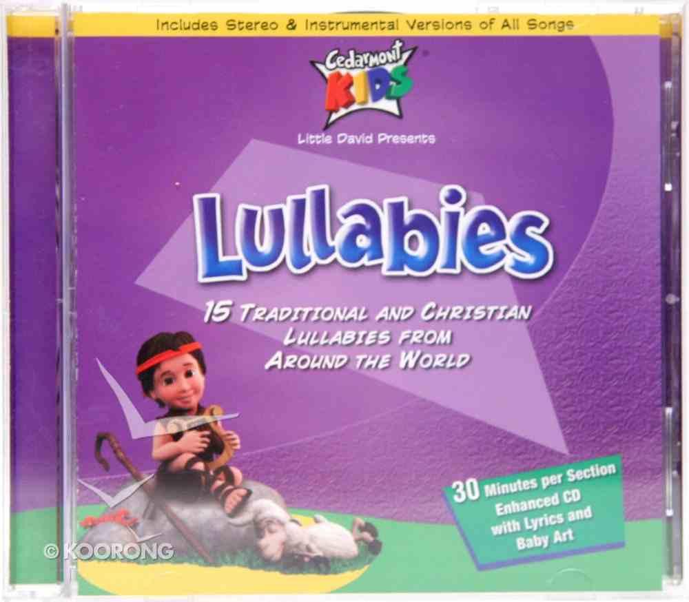 Lullabies (Kids Classics Series) CD
