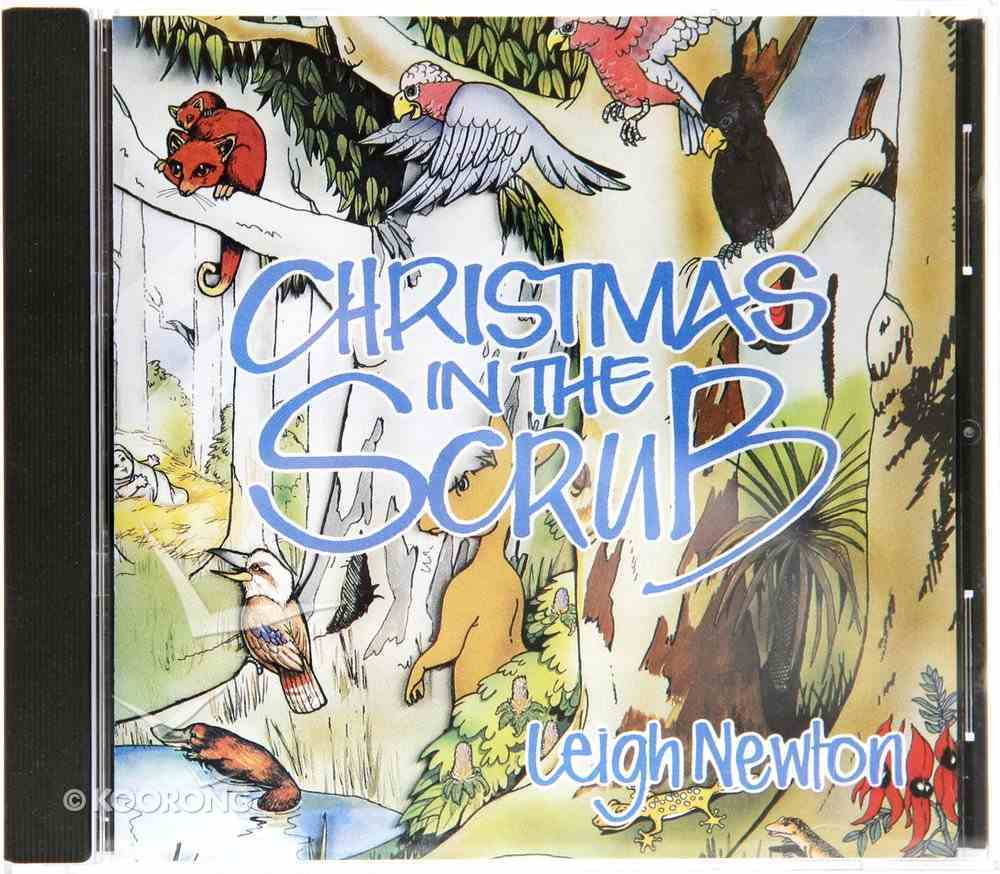 Christmas in the Scrub Music Book Paperback
