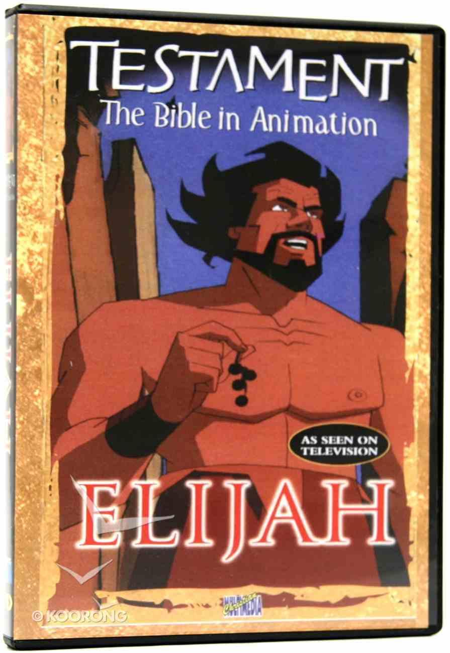 Testament: Elijah DVD