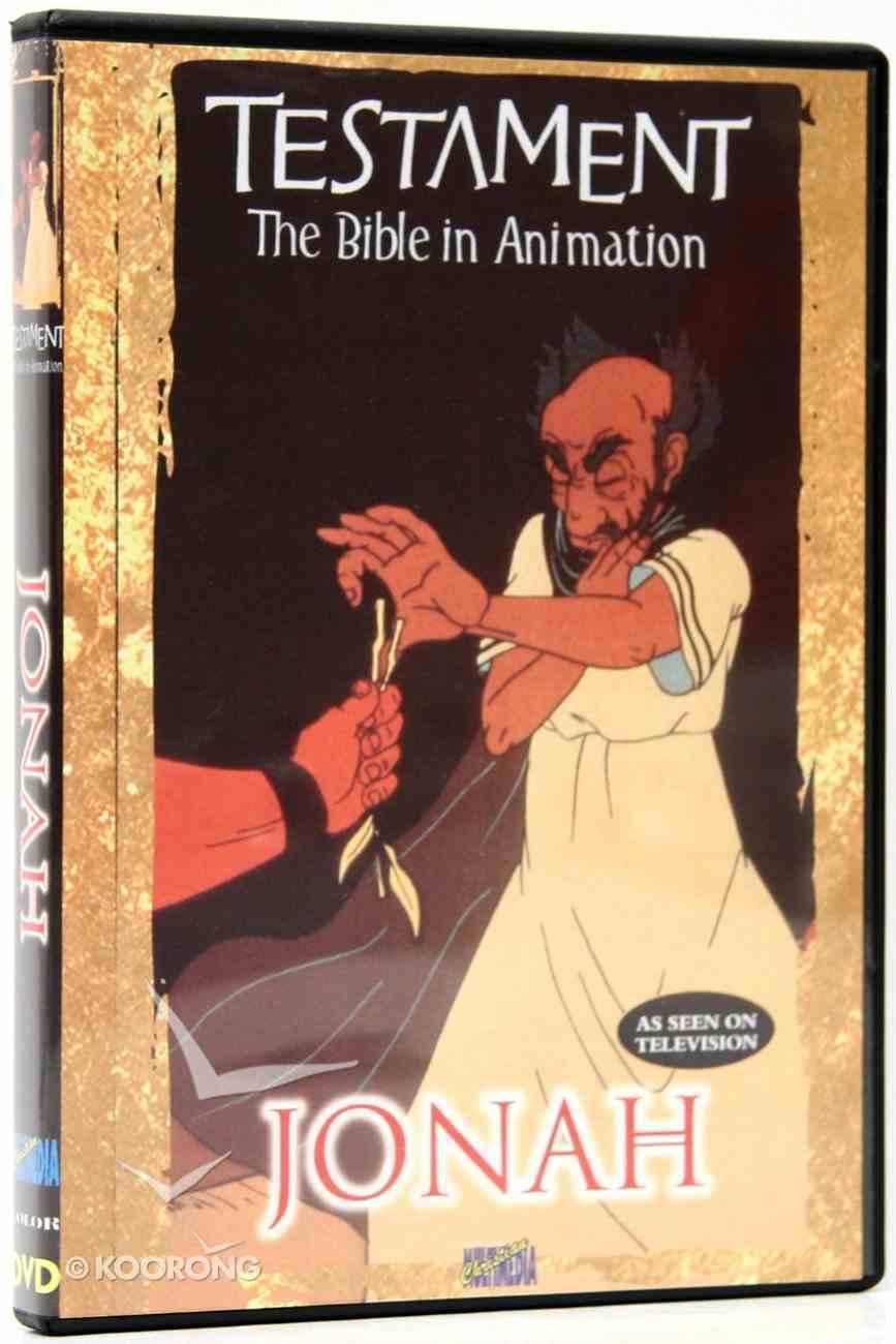 Testament: Jonah DVD