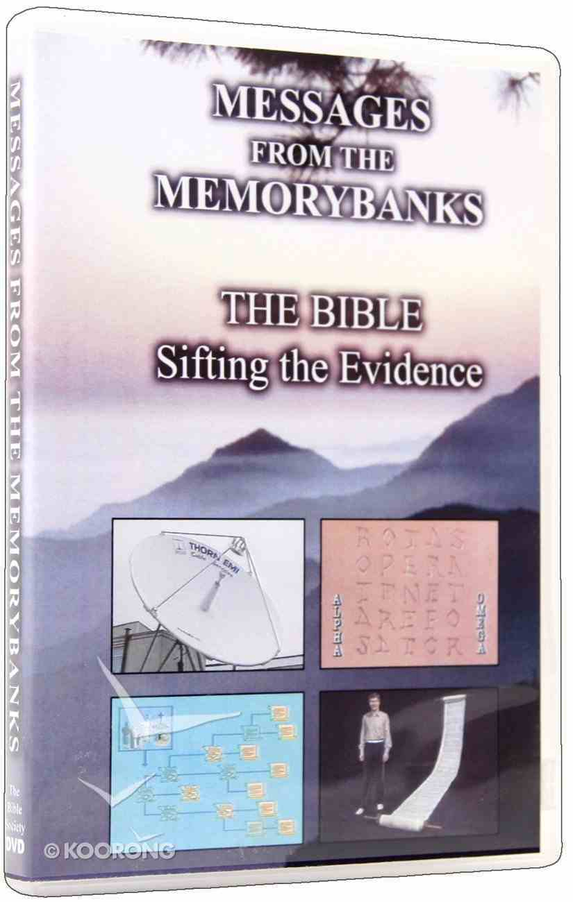 Messages From the Memory Banks DVD