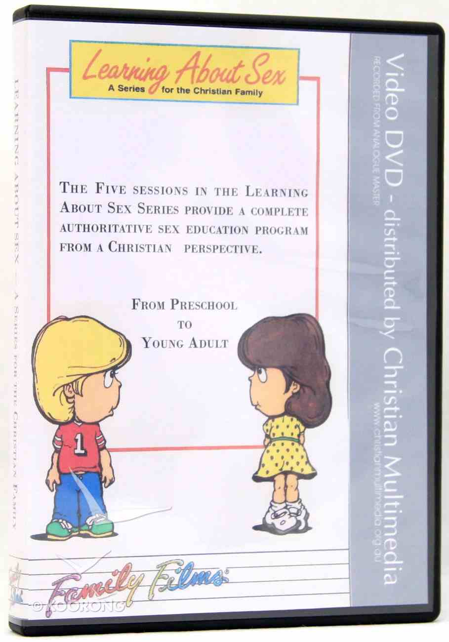 Learning About Sex: A Series For the Christian Family DVD