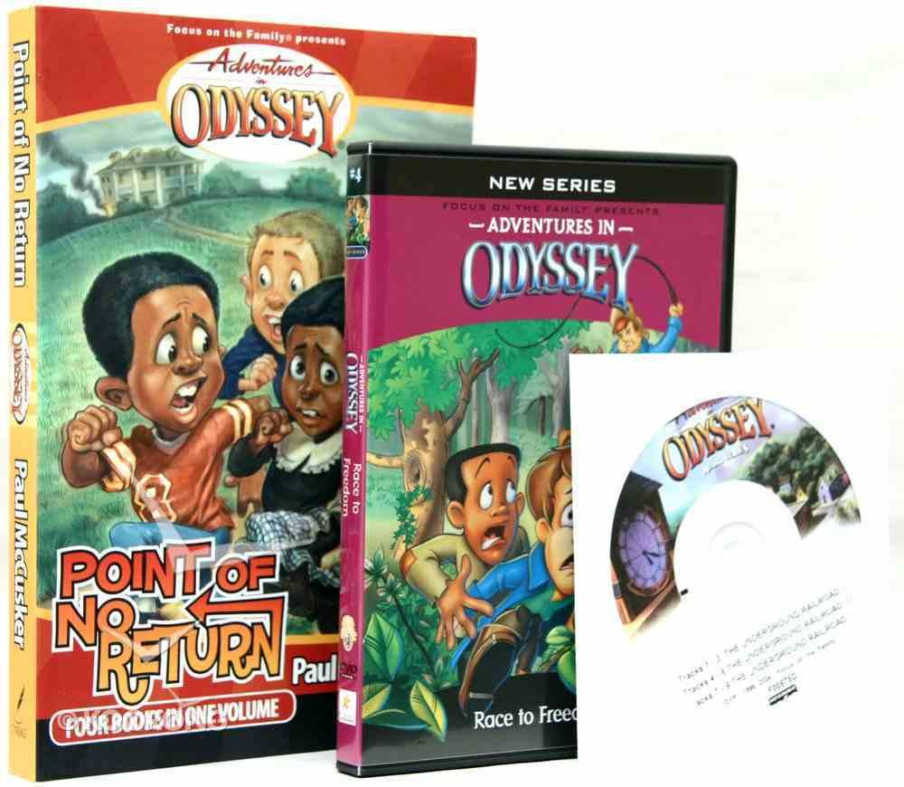 Adventures in Odyssey: Underground Railroad Pack Pack