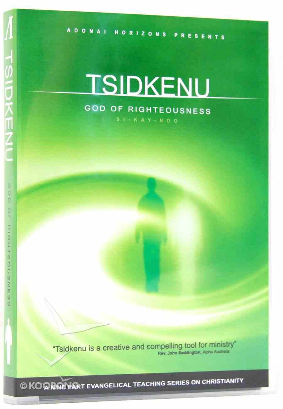 "Tsidkenu (""Sikaynoo"") DVD"