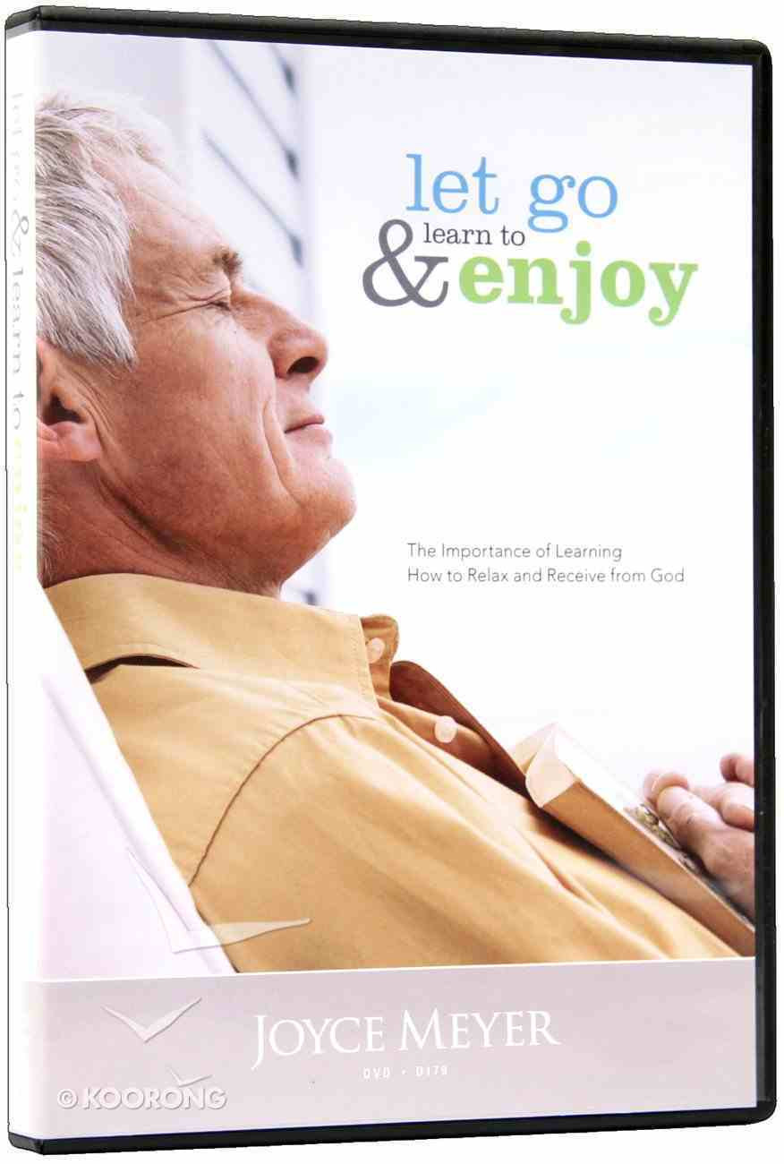 Let Go and Learn to Enjoy (1 Disc) DVD