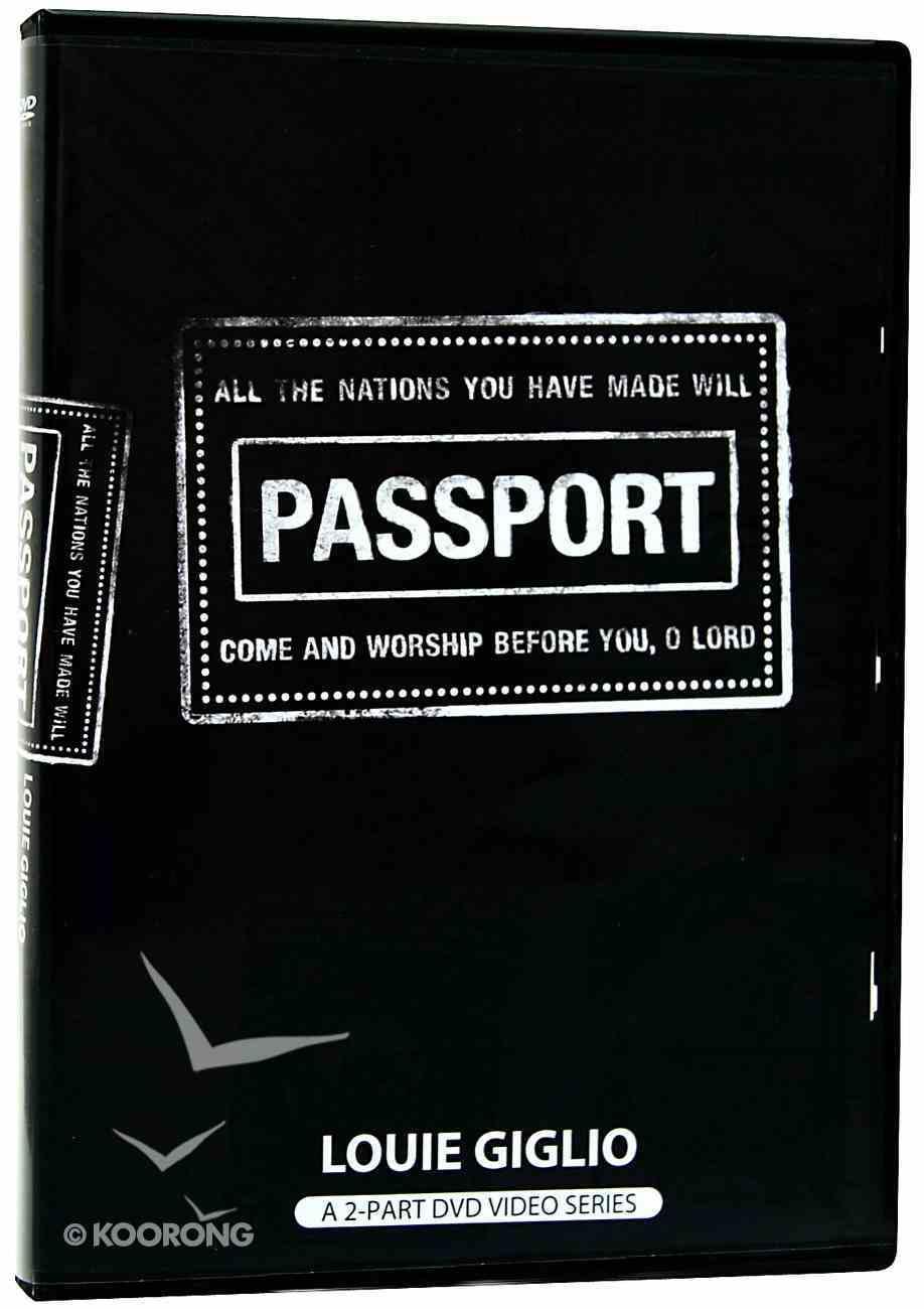 Passport (2 Part Dvd) DVD