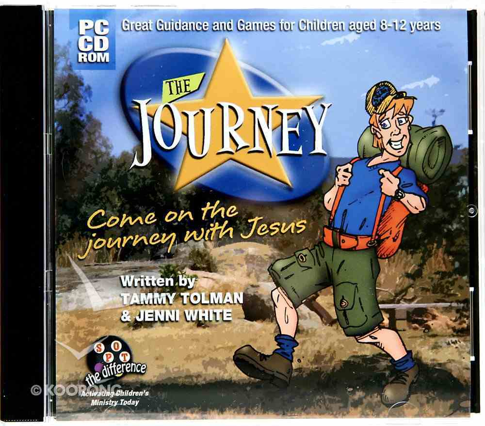 Journey, the Guidance and Games For Children 8-12 (Cd-Rom) (Spot The Difference Curriculum Series) CD-rom