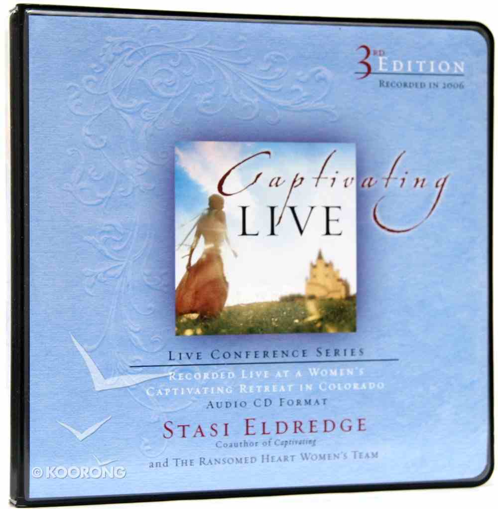 Captivating Live (10 CD Set) (Live Conference Series) CD