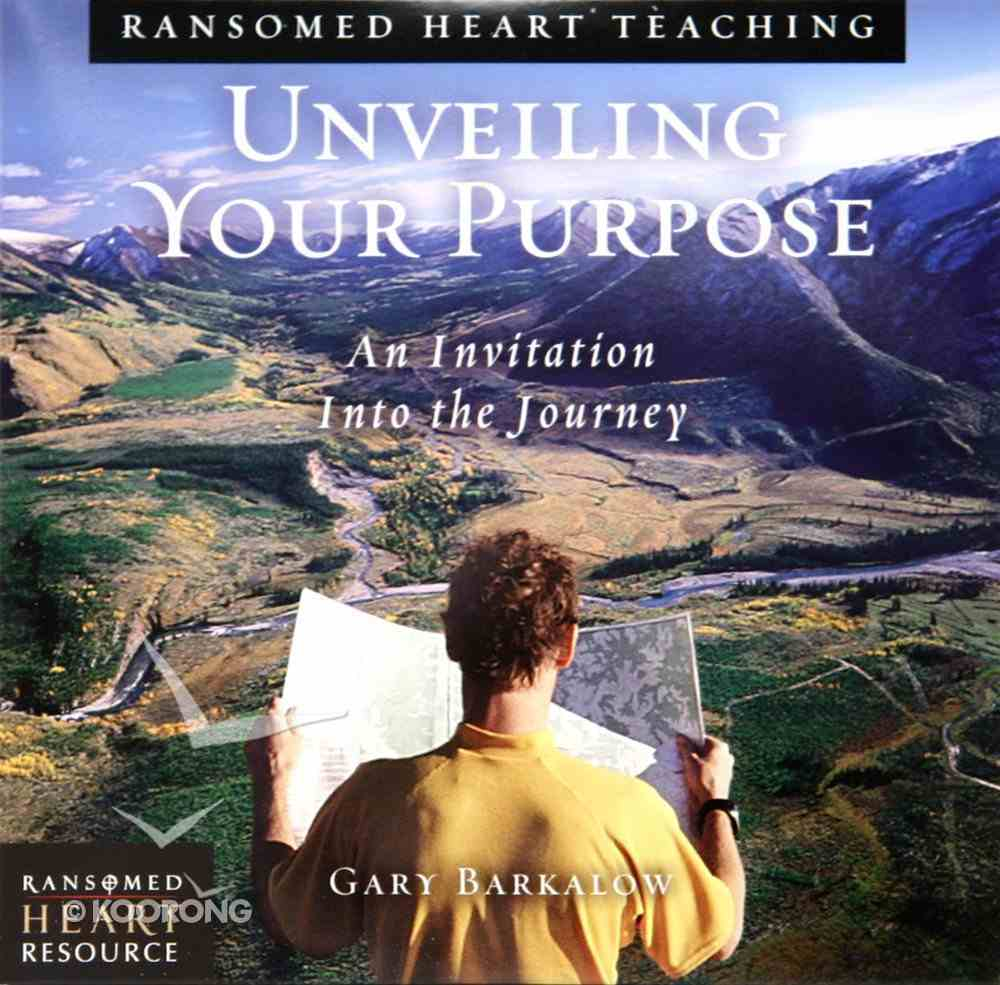 Unveiling Your Purpose CD