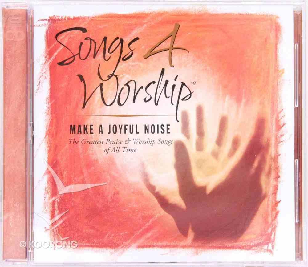 Make a Joyful Noise (Double CD) (#23 in Songs 4 Worship Series) CD