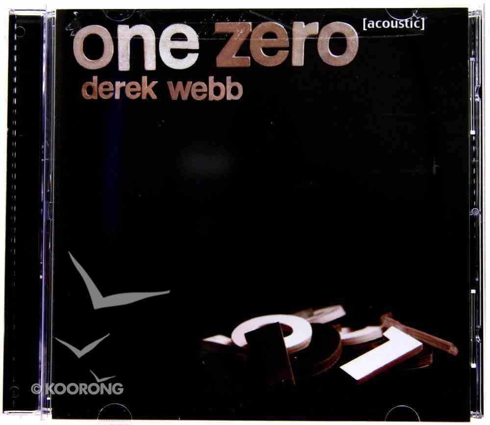 One Zero CD