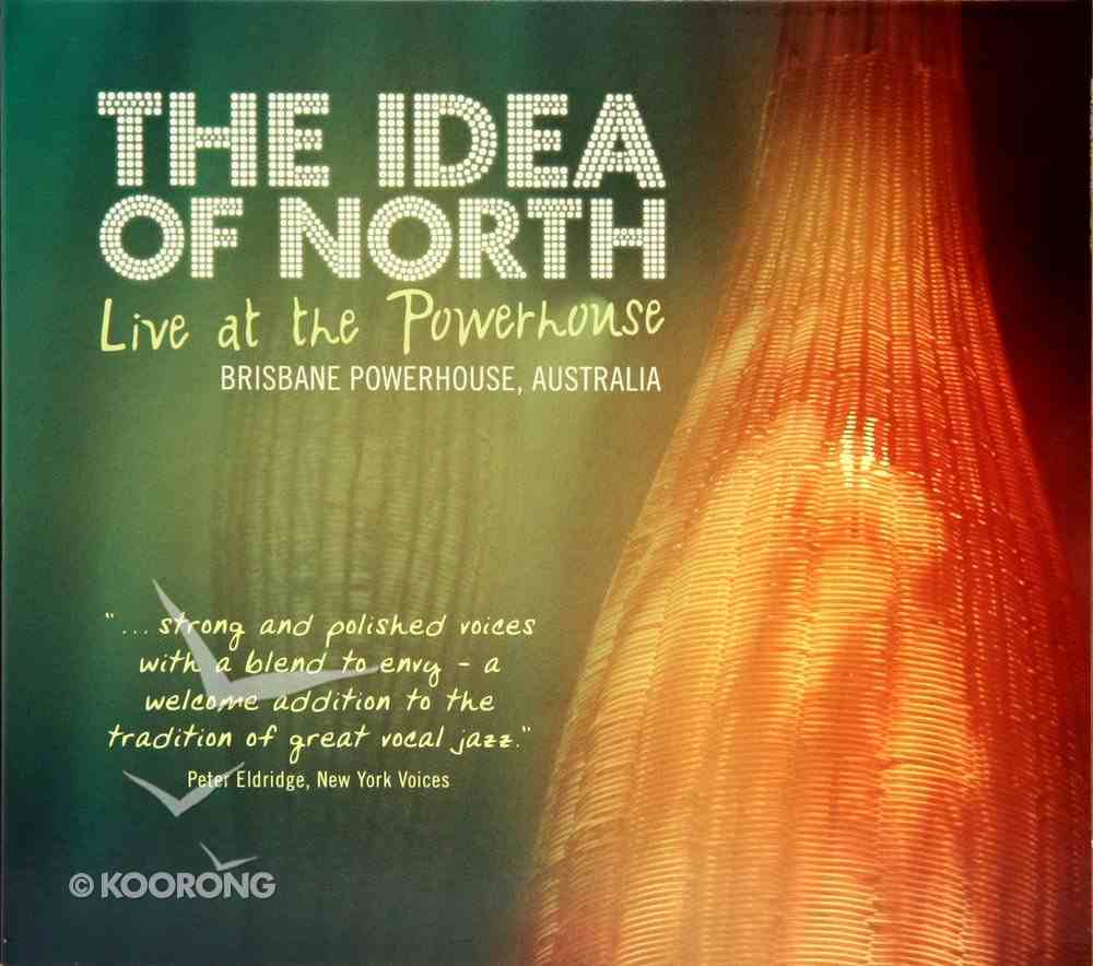 Live At the Powerhouse CD