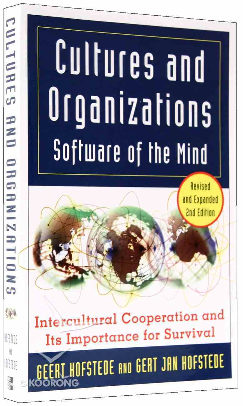 Cultures and Organizations (2nd Edition) Paperback