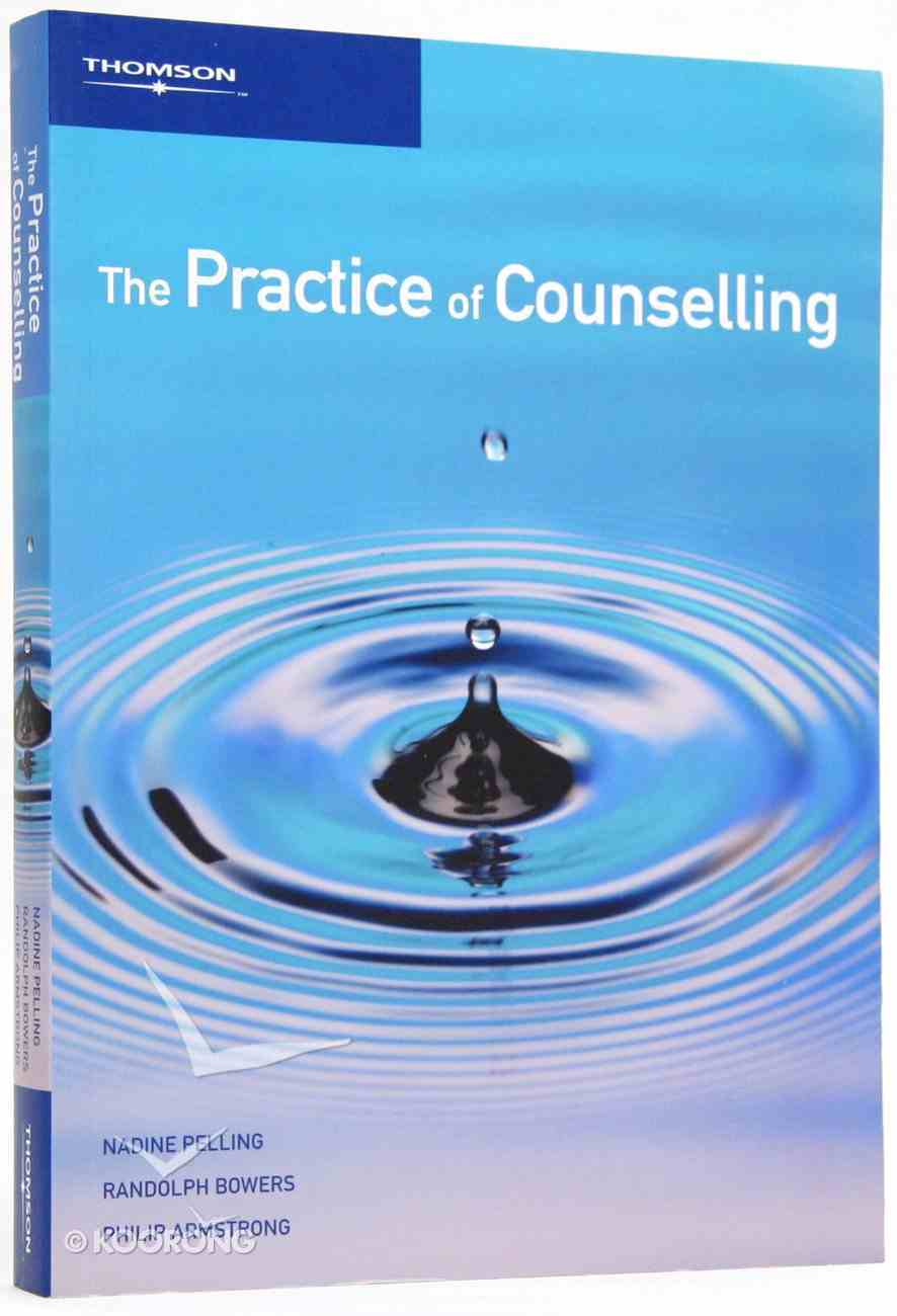 The Practice of Counselling Paperback
