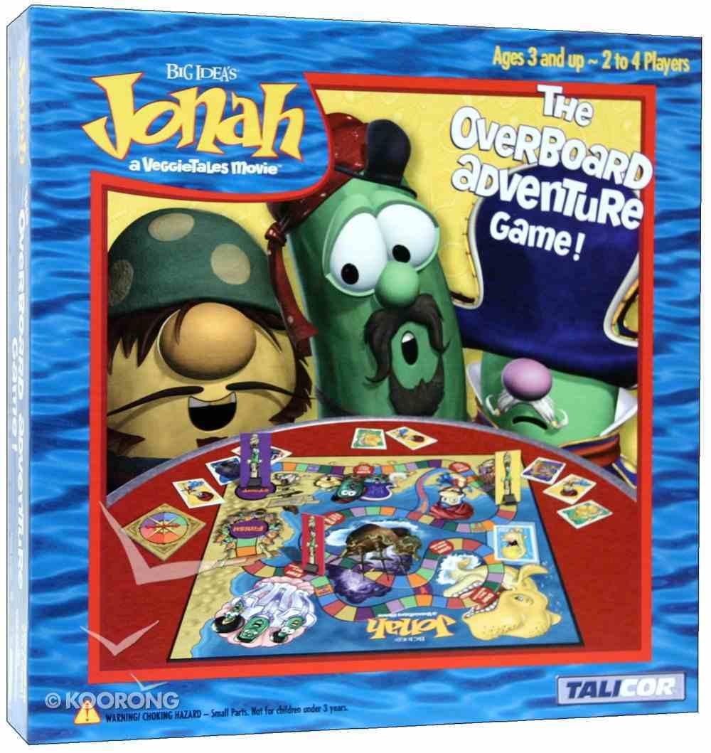 Jonah, the Overboard Adventure (Veggie Tales (Veggietales) Series) Game