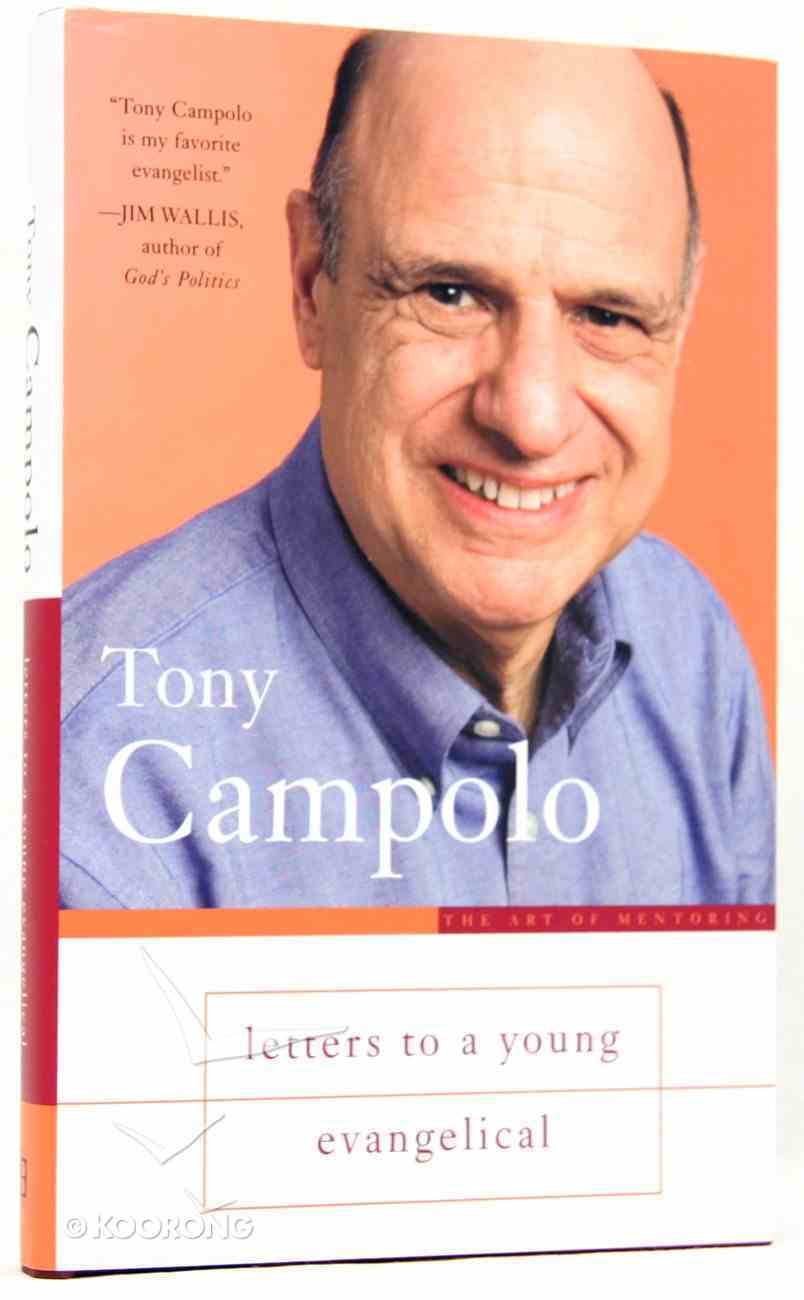 Letters to a Young Evangelical Hardback
