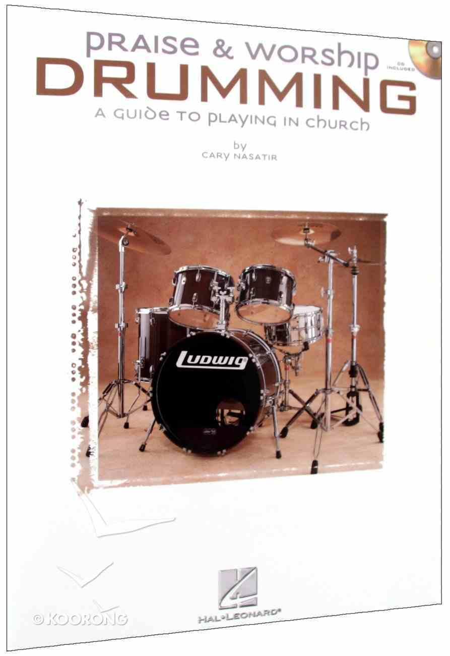 Praise & Worship Drumming Paperback