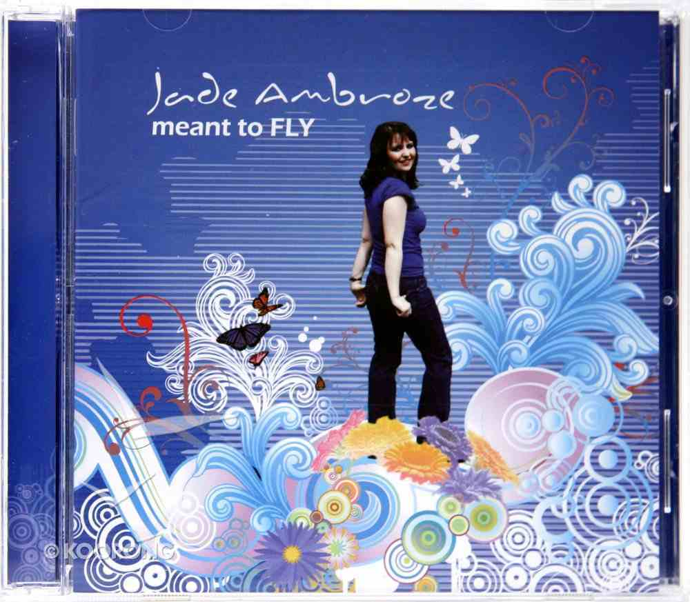 Meant to Fly CD
