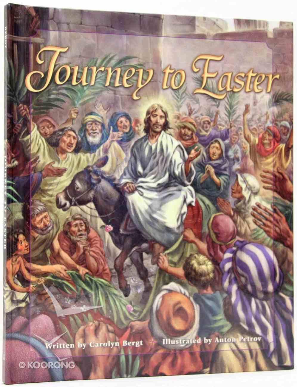 Journey to Easter Hardback