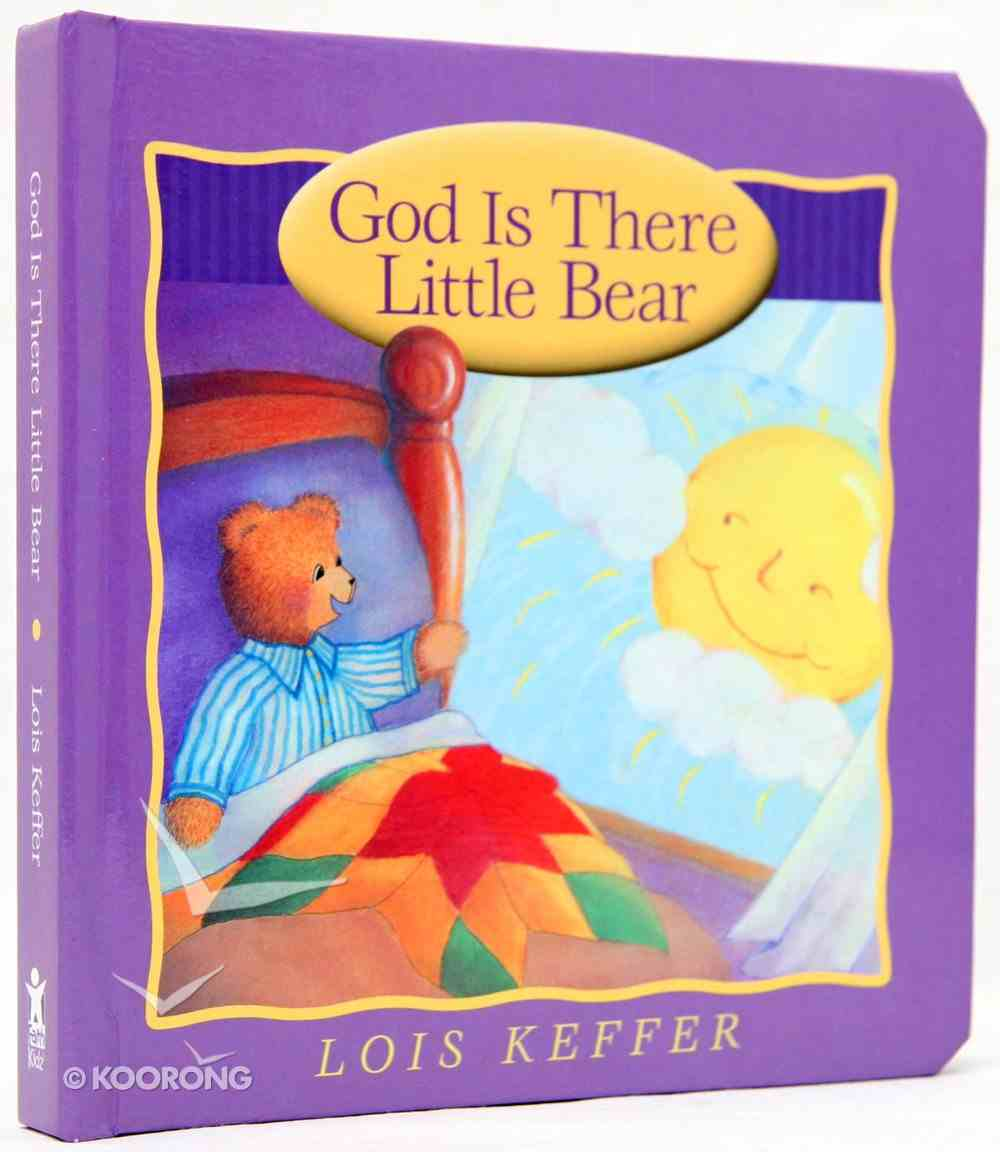 God is There, Little Bear Board Book
