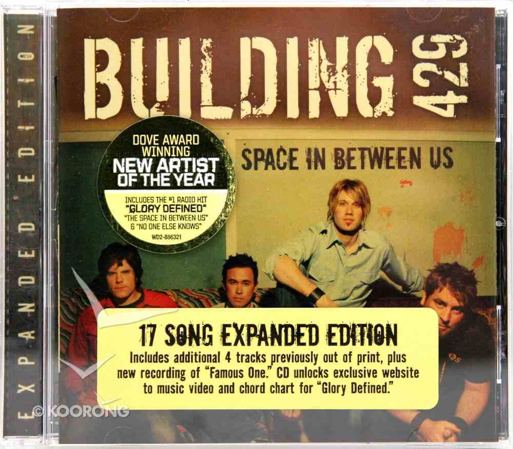 Space in Between Us: Expanded Edition CD