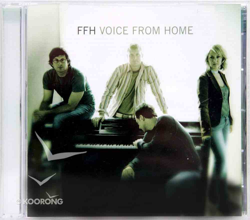 Voice From Home CD