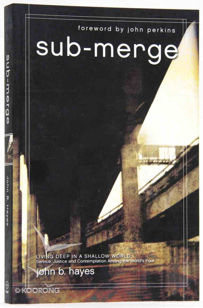 Sub-Merge Paperback