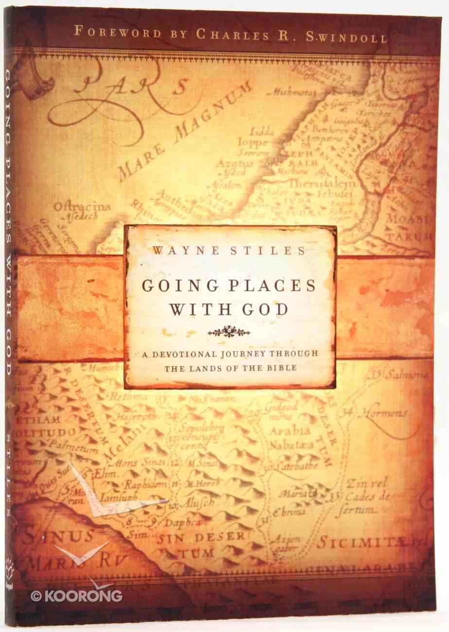 Going Places With God Paperback