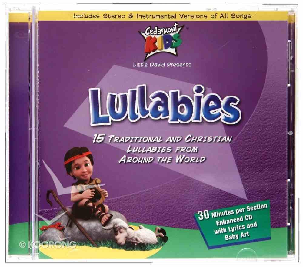 Cedarmont Kids: Lullabies CD