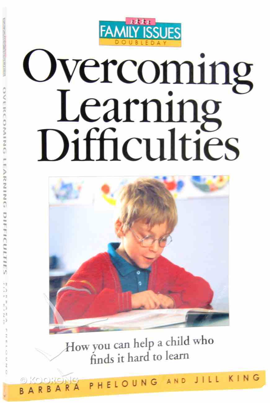 Overcoming Learning Difficulties Paperback