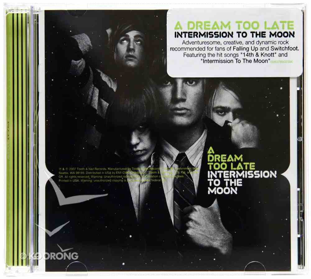 Intermission to the Moon CD
