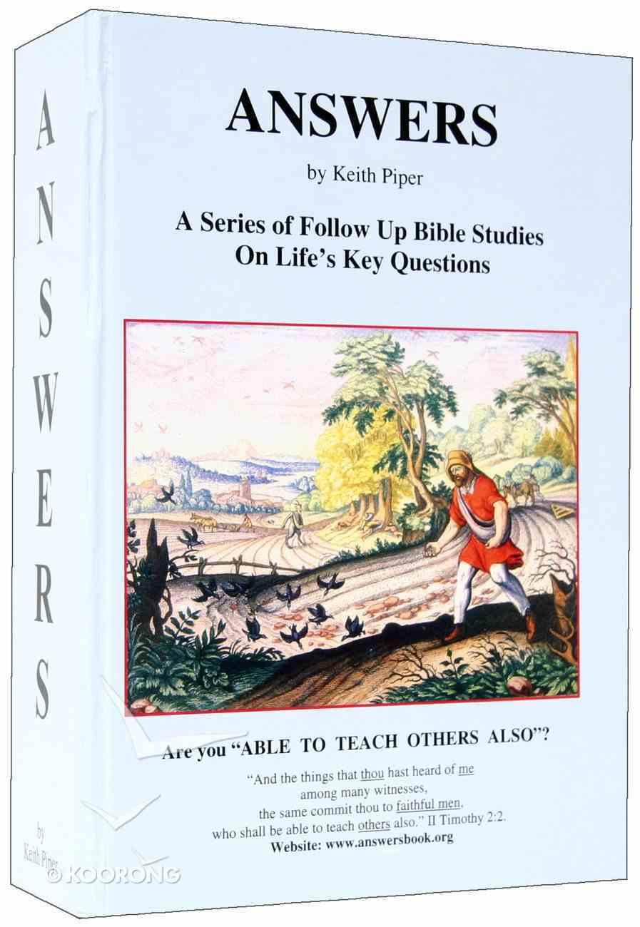 Answers (5th Ed) Hardback