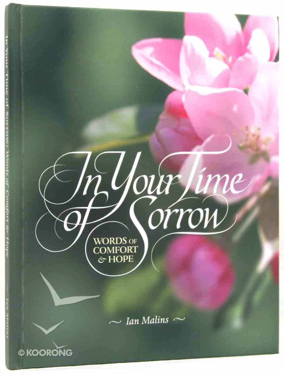 In Your Time of Sorrow Hardback