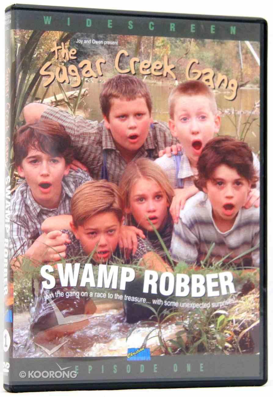 Swamp Robber (#01 in Sugar Creek Gang Series) DVD