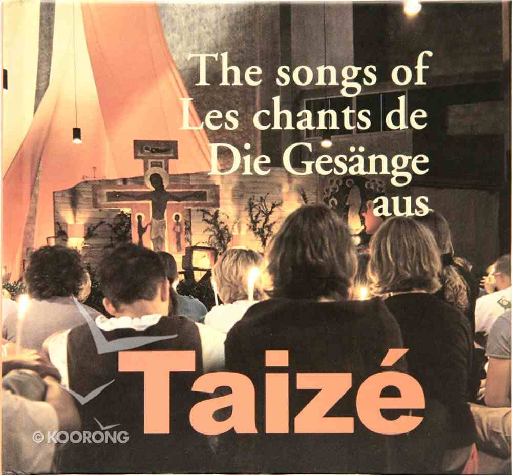 The Songs of Taize CD