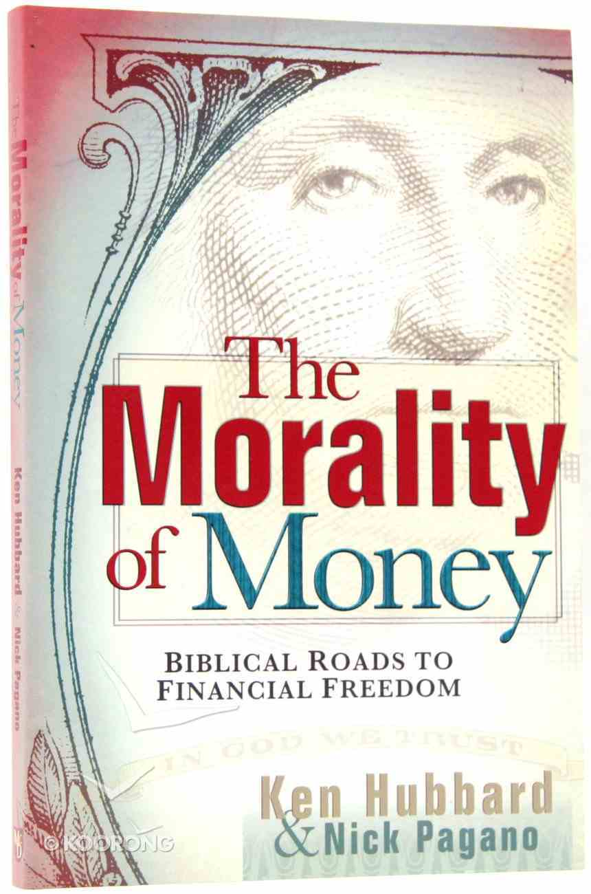 The Morality of Money Paperback