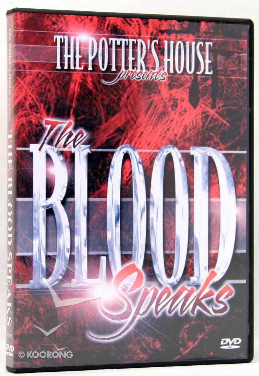 The Blood Speaks DVD