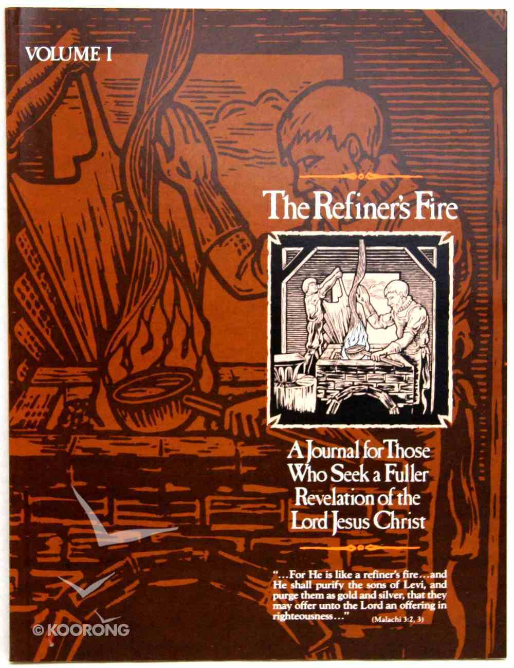 Refiner's Fire (Vol 1) Paperback