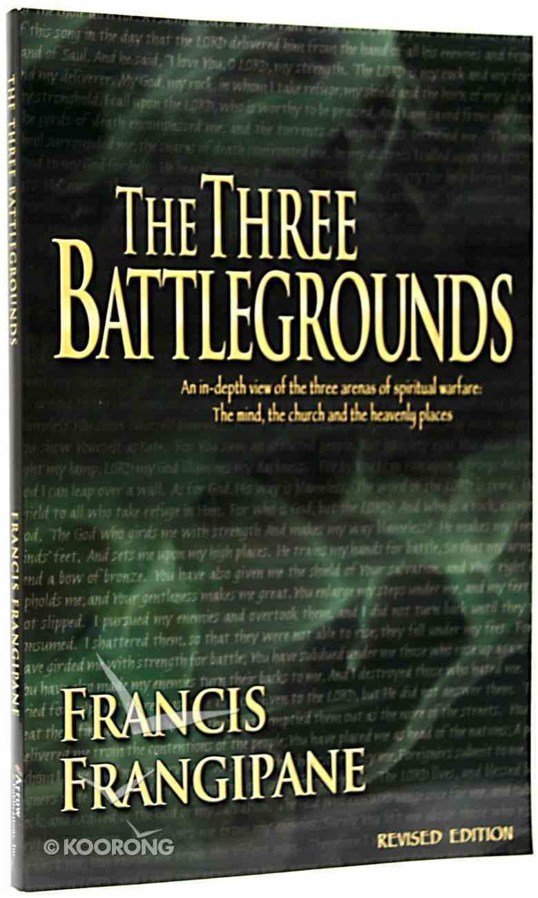 The Three Battlegrounds Paperback