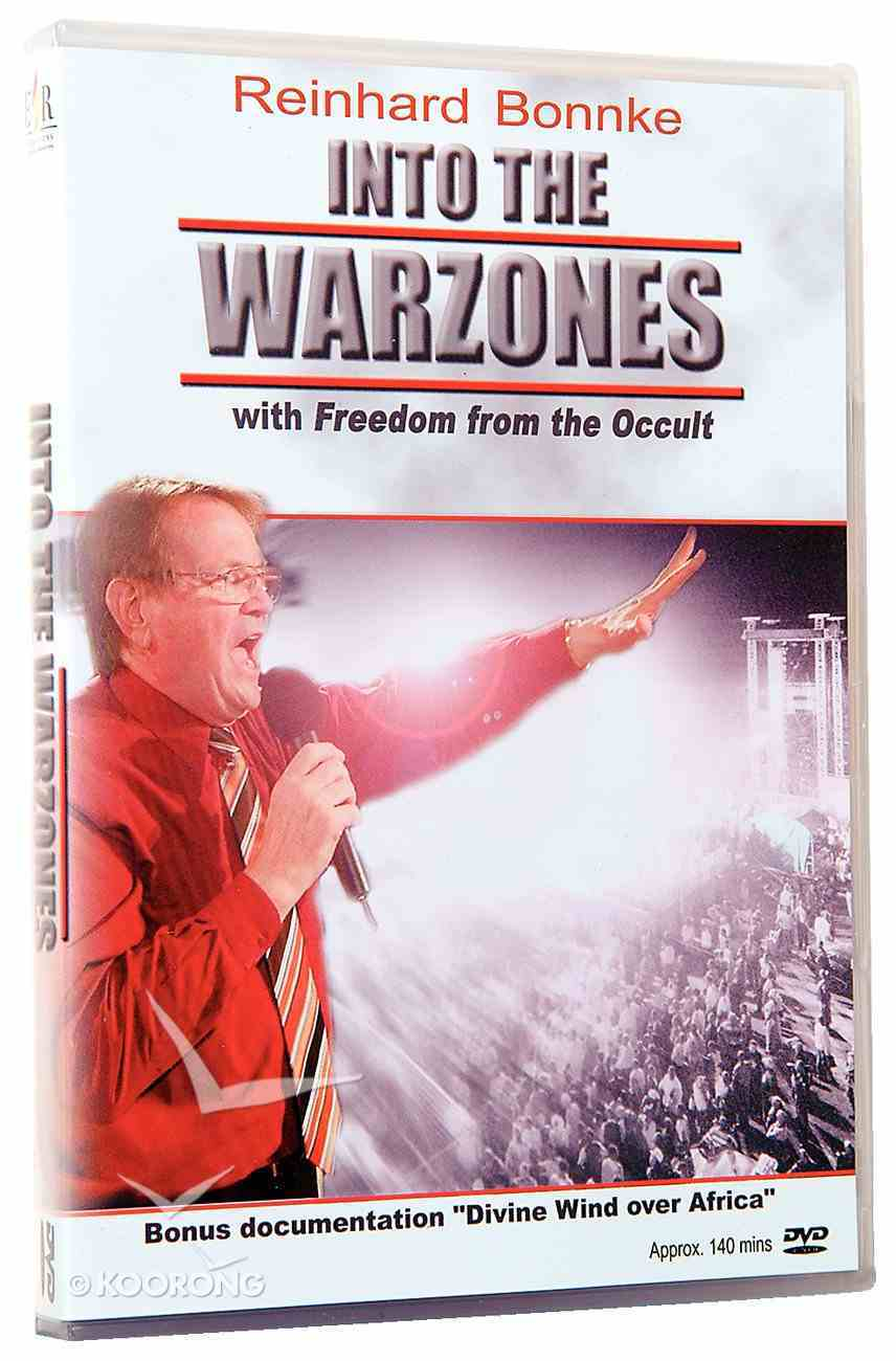 Into the Warzones DVD