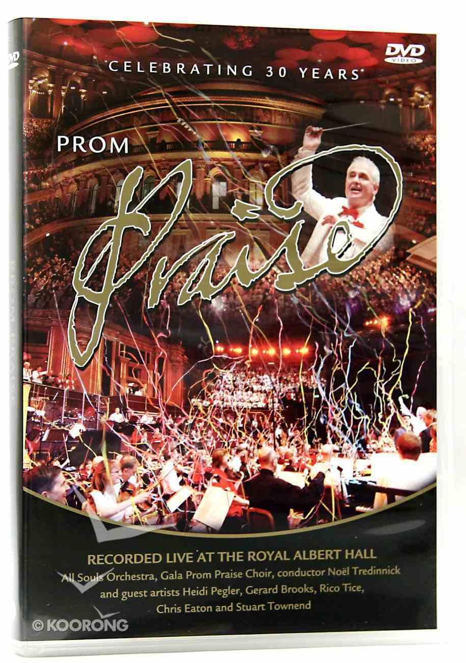 Prom Praise DVD