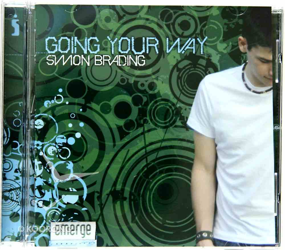 Going Your Way CD