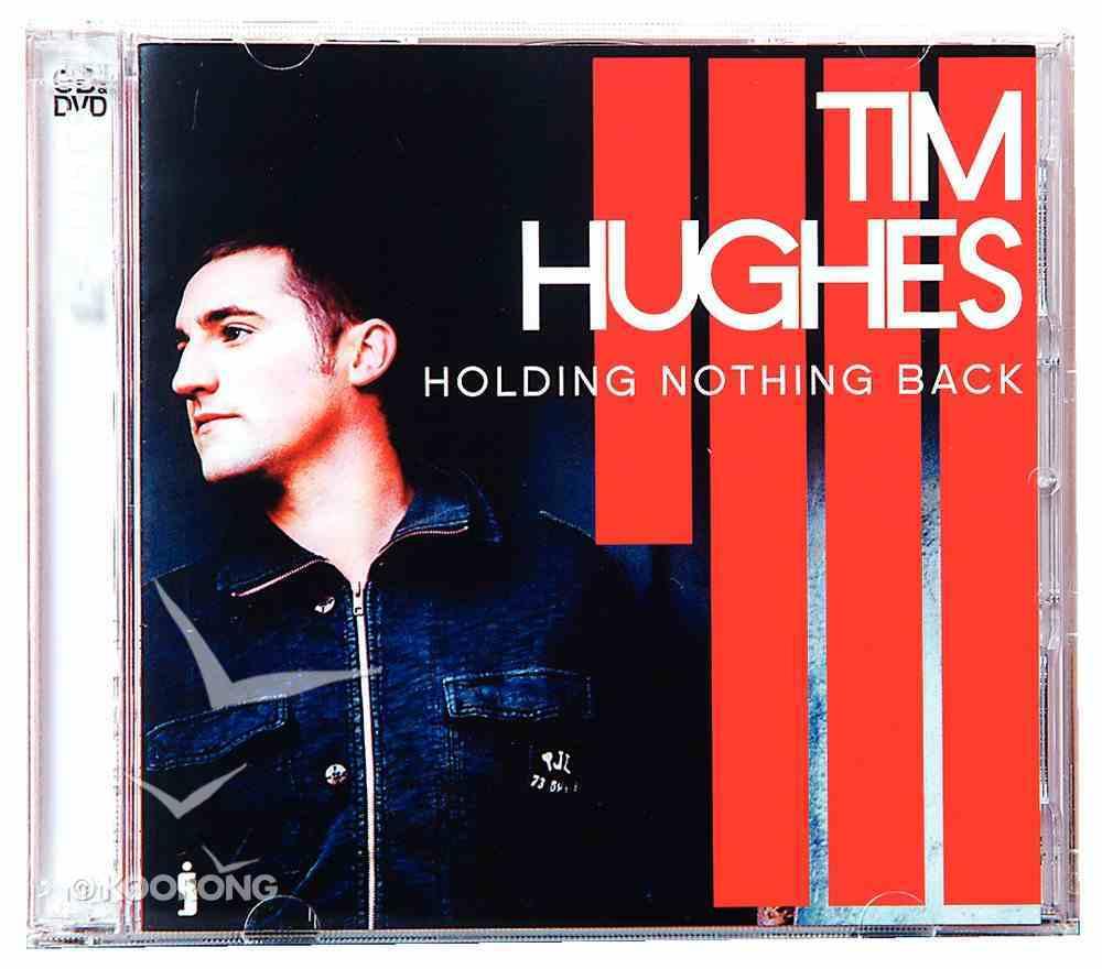 Holding Nothing Back CD