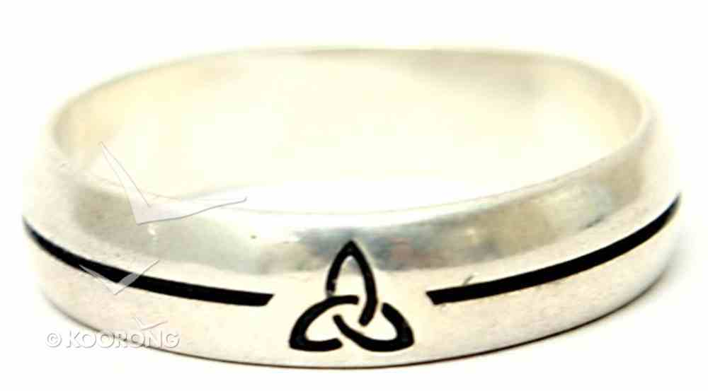 Ring: Trinity Size 13 (Sterling Silver) Jewellery