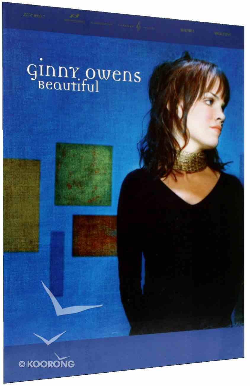 Beautiful (Music Book) Paperback