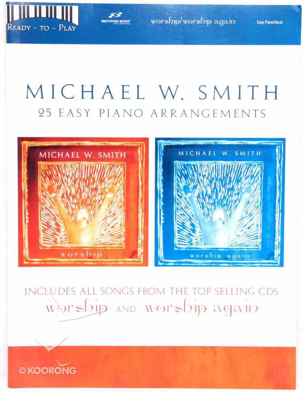 Worship & Worship Again Easy 2 Play Songbook Paperback