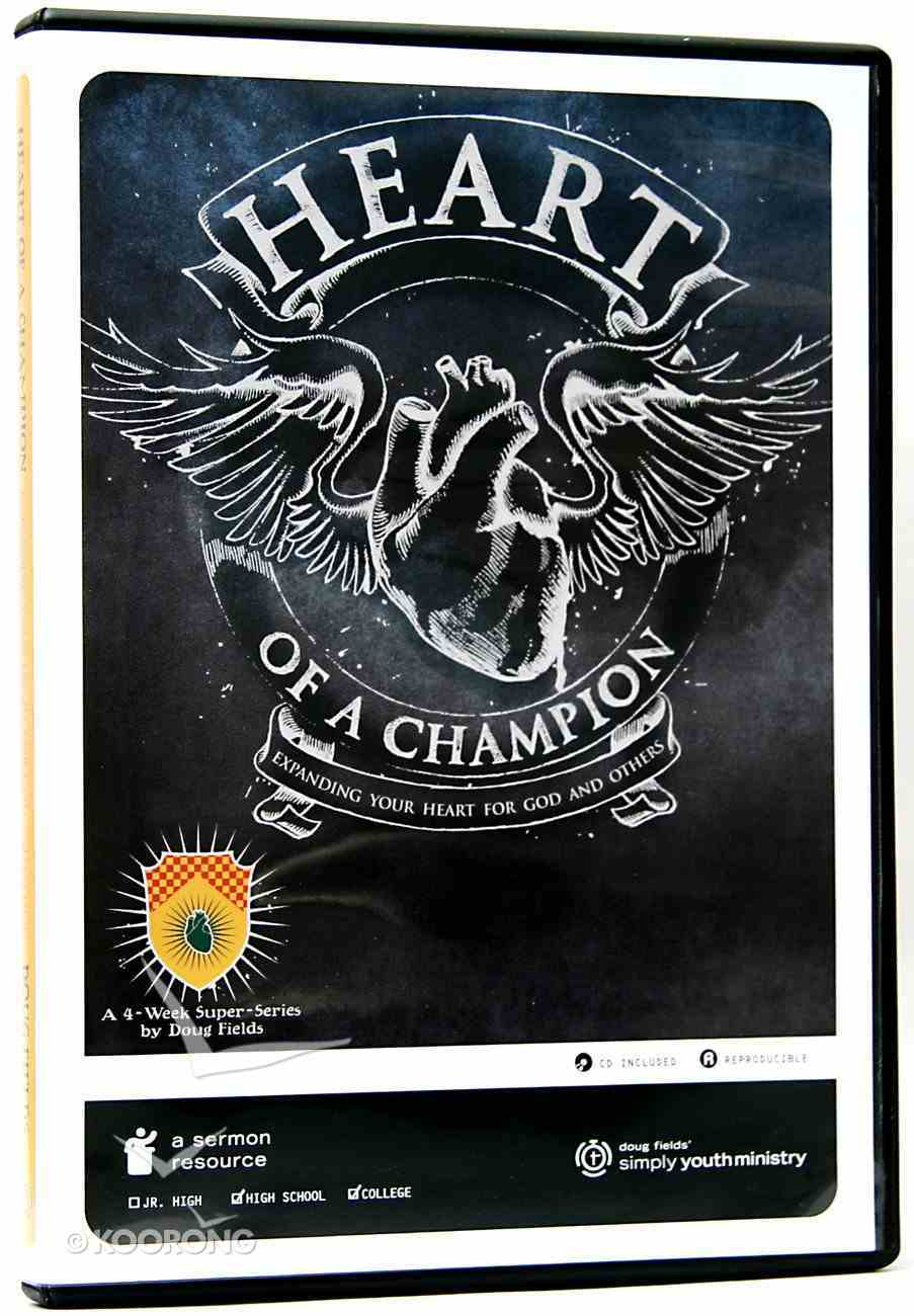 Super Series - Heart of a Champion DVD DVD