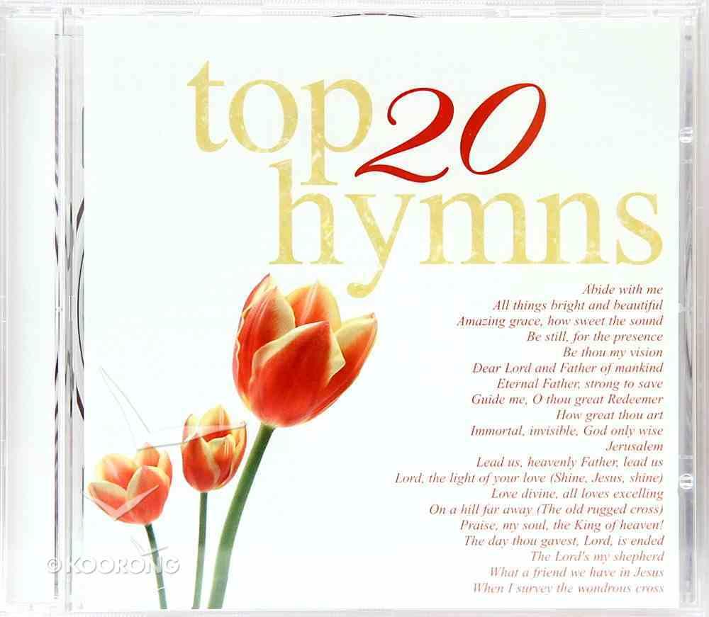 Top 20 Hymns CD