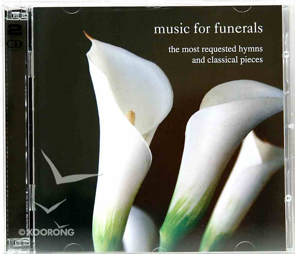Music For Funerals (Double Cd) CD