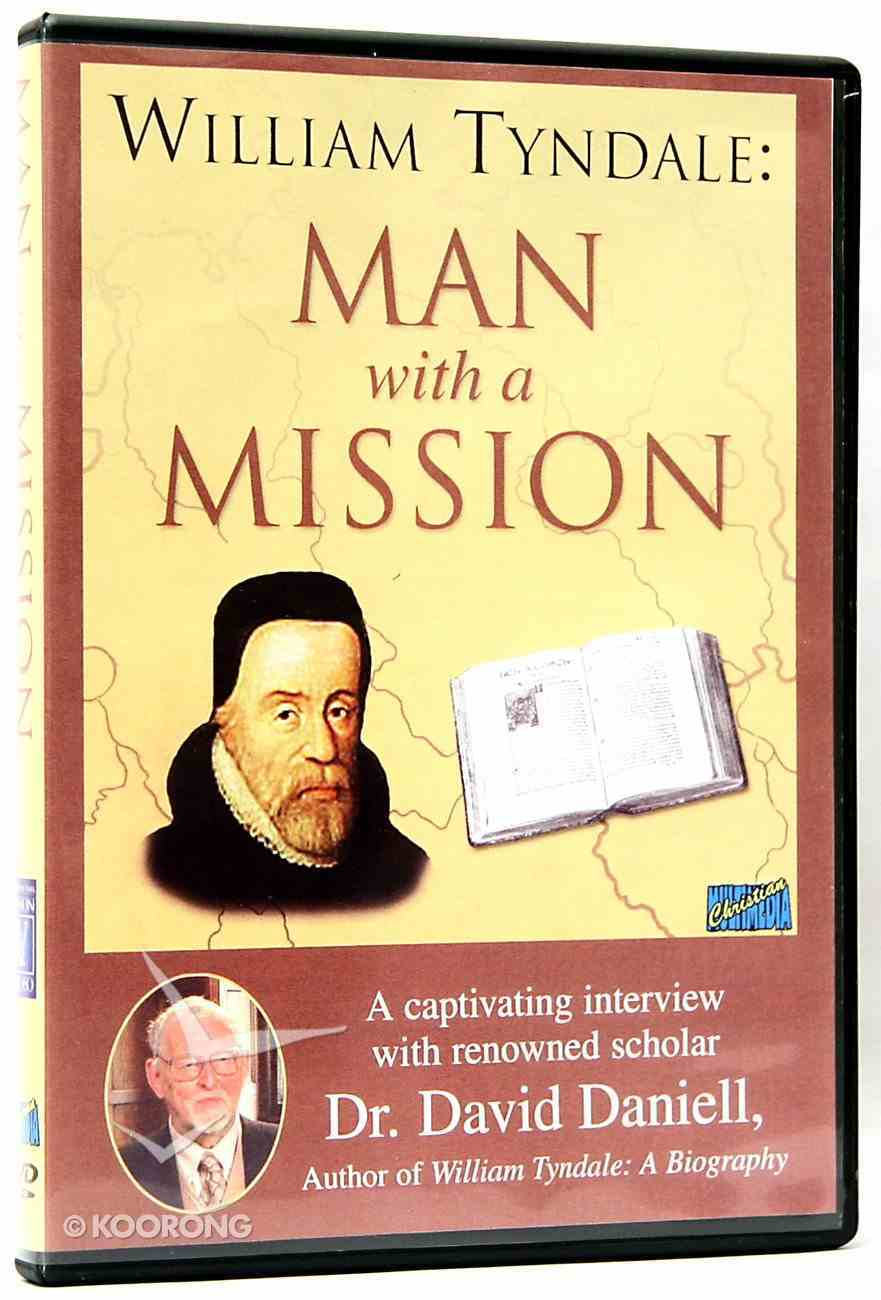 Man With a Mission: William Tyndale DVD